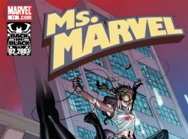 MS. MARVEL (2008) #11 COVER