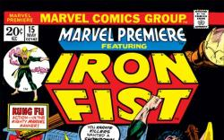 Marvel Premiere (1972) #15