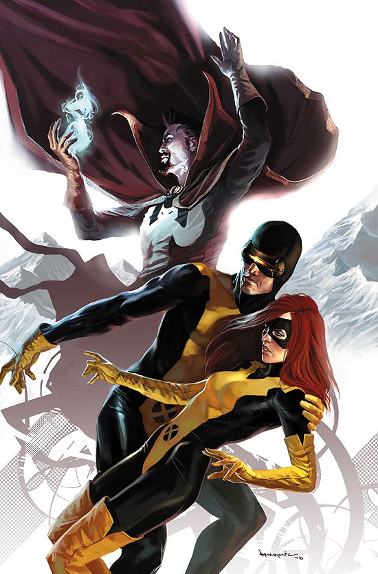 X-Men: First Class (2006) #4