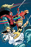 Spider-Man and Power Pack: Big-City Super Heroes (Digest)