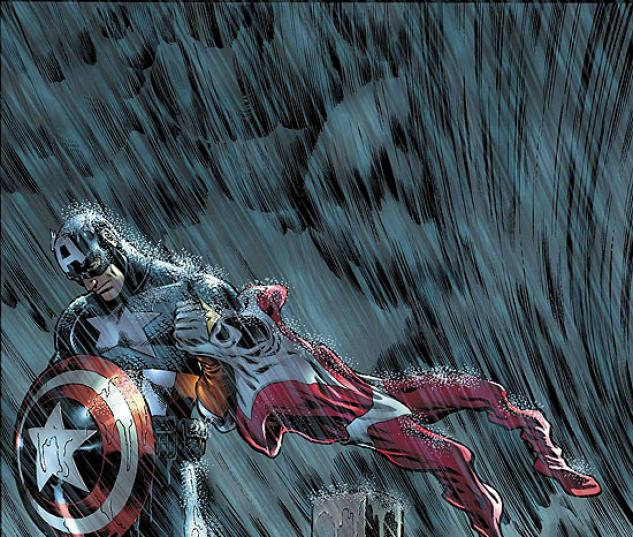 CAPTAIN AMERICA & THE FALCON (2007) #14 COVER