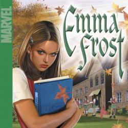 EMMA FROST VOL. 1: HIGHER LEARNING COVER