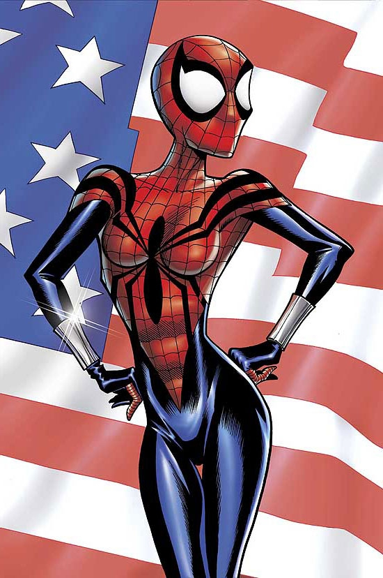 SPIDER-GIRL (1999) #80 COVER