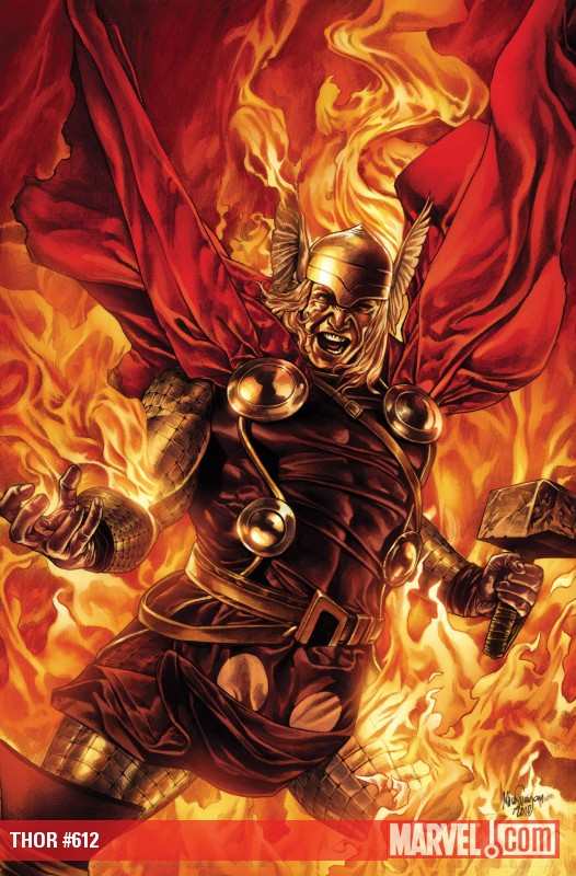 Thor (2007) #612
