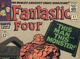 Image Featuring Invisible Woman, Mr. Fantastic
