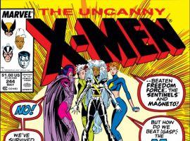 UNCANNY X-MEN #244