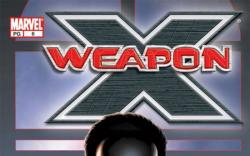 Weapon X #6
