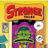 STRANGE TALES #2 cover by Peter Bagge