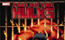 Hulk: Fall of the Hulks - Red Hulk (Trade Paperback)