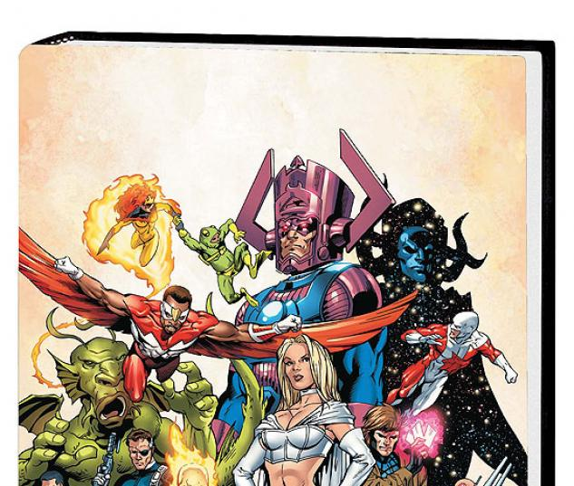 OFFICIAL HANDBOOK OF THE MARVEL UNIVERSE A TO Z VOL. 4 PREMIERE #0
