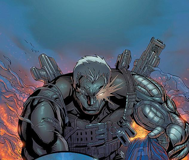 CABLE/DEADPOOL #25