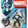 Punisher 3 3/4 Inch Marvel Universe Action Figure from Hasbro, Wave 1