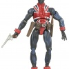 Union Jack 3 3/4 Inch Marvel Universe Action Figure from Hasbro, Wave 4