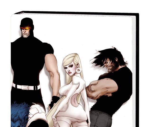 Astonishing X-Men: Xenogenesis Premiere HC