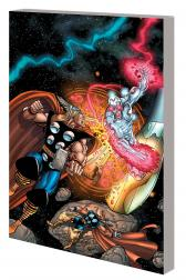 Thor: Blood &amp; Thunder (Trade Paperback)