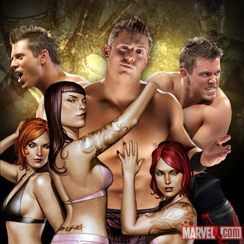 Fightin' Fanboys: The Miz