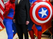 Marvel and FDNY Team-Up for Fire Safety