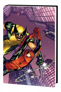 Astonishing Spider-Man/Wolverine (Hardcover)