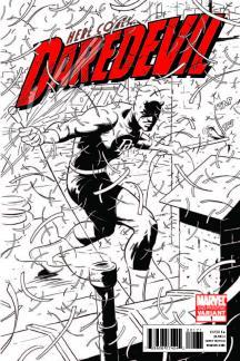 Daredevil #1  (2nd Printing Variant)