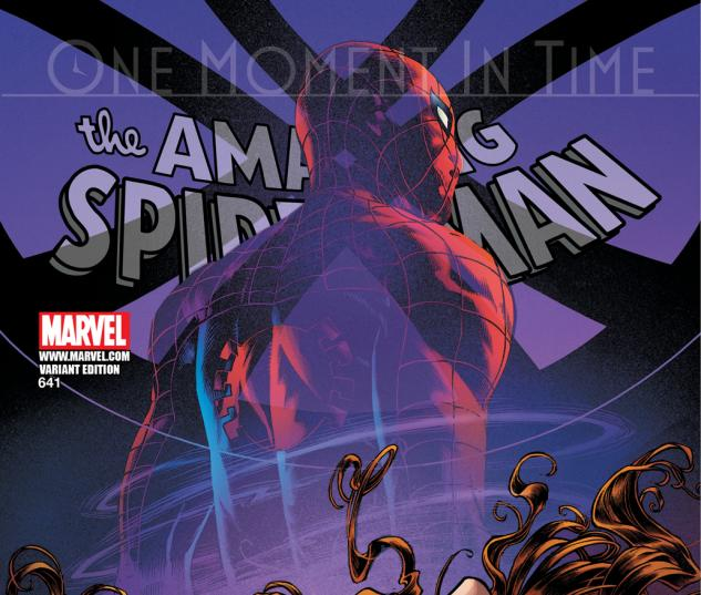 Amazing Spider-Man (1999) #641 VARIANT COVER