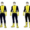 Cyclops designs by Jamie McKelvie