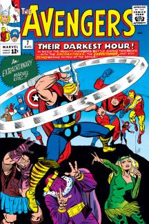 Avengers (1963) #7