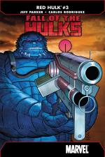 Fall of the Hulks: Red Hulk (2010) #3