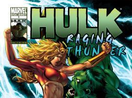 Hulk: Raging Thunder (2008) #1
