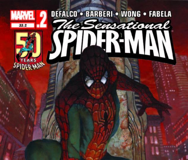 SENSATIONAL SPIDER-MAN 33.2