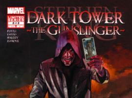 DARK TOWER: THE GUNSLINGER - THE MAN IN BLACK 5