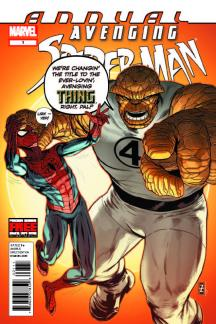 Avenging Spider-Man Annual (2012) #1