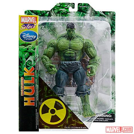Savage Hulk figure from Diamond Select Toys