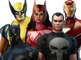 Marvel Heroes December 2012 Promo