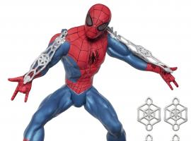 Rapid Fire Web Blast Spider-Man from Hasbro