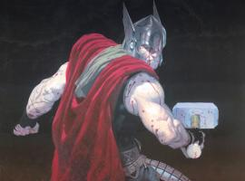 Thor: Shaping the God Butcher Pt. 2
