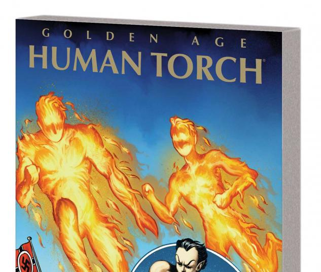 MARVEL MASTERWORKS: GOLDEN AGE HUMAN TORCH VOL. 1 TPB