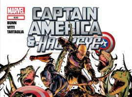 Captain America and... (2012) #630