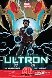 Ultron #1 