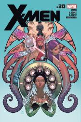 X-Men #30 