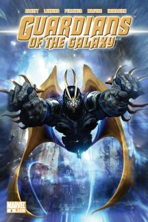 Guardians of the Galaxy (2008) #3