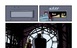 Daredevil (2011) #26 preview art by Chris Samnee
