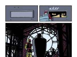 Daredevil (2011) #26 preview art by Chris Samnee