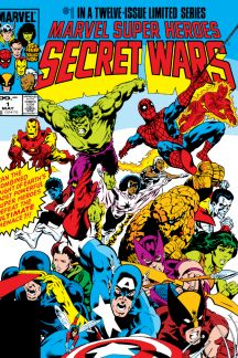 Secret Wars Omnibus (Hardcover)