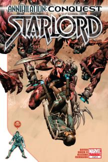Annihilation: Conquest - Starlord (2007) #4