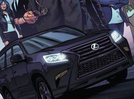 Marvel & Lexus Present The Chase