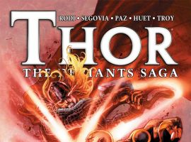 THOR: THE DEVIANTS SAGA (2011) #4