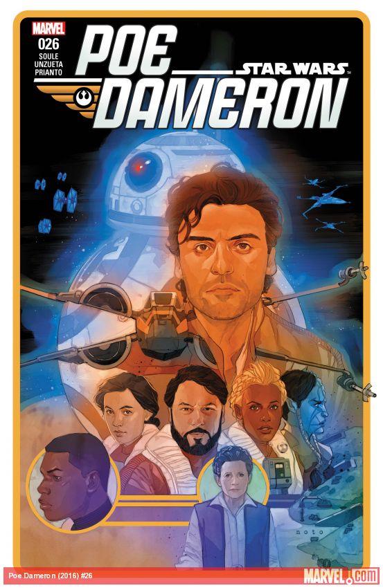 Star Wars: Poe Dameron (2016) #26