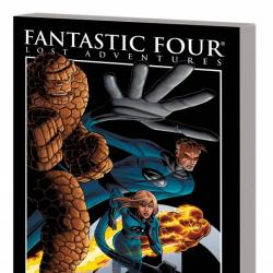 Fantastic Four: Lost Adventures by Stan Lee (2009 - Present)