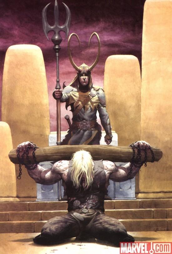 Loki God of Mischief Powers Loki God of Mischief