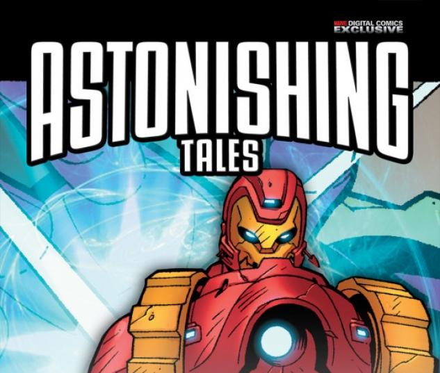 ASTONISHING TALES: IRON MAN 2020 #6